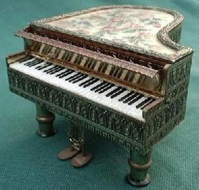 MiniPianos com - Miniature Piano Figurines and Collectibles