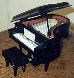 Minipianos Com Miniature Piano Figurines And Collectibles