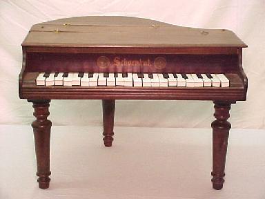 Minipianos Miniature Piano